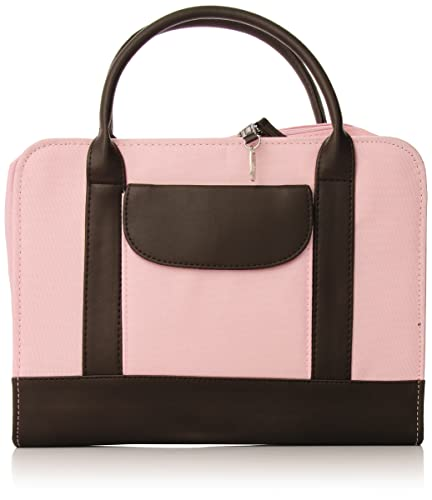 9780310818625: Bible Study Organizer Pink with Leather-Look Accents