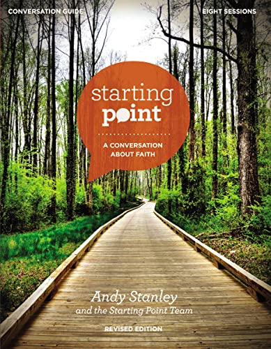 9780310819325: Starting Point Conversation Guide Revised Edition: A Conversation About Faith
