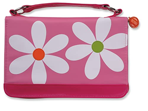 9780310822257: Microfiber Daisy Pink Zipper Pocket Med
