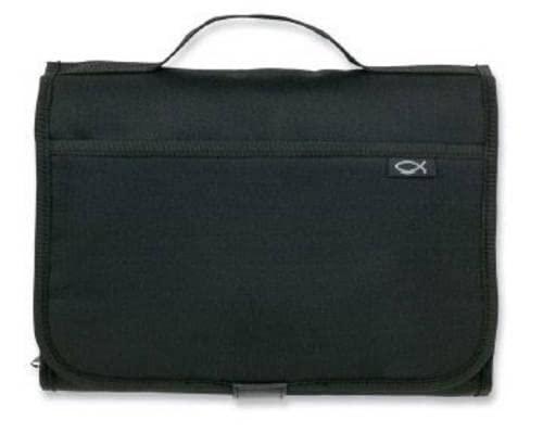 9780310822400: Tri-Fold Organizer Black Lg Value