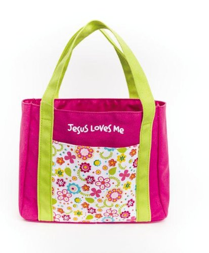 9780310822653: My First Church Bag Flowers Medium