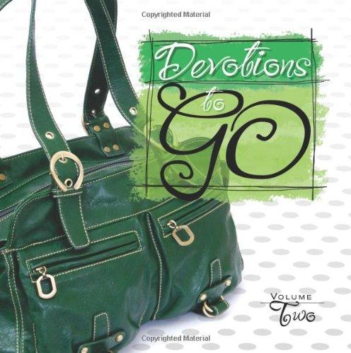 Devotions to Go Volume # 2 (Devotions to Go (Zondervan)): Zondervan
