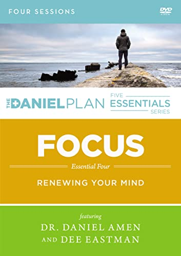 9780310823308: Focus Video Study: Renewing Your Mind