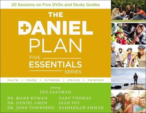 Daniel Plan Essentials Church-wide Campaign Kit (Book & Merchandise): Rick Warren