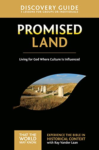 9780310878742: Promised Land Discovery Guide: Living for God Where Culture Is Influenced (That the World May Know)