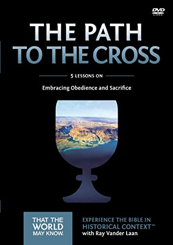 9780310880608: The Path to the Cross Video Study: Embracing Obedience and Sacrifice