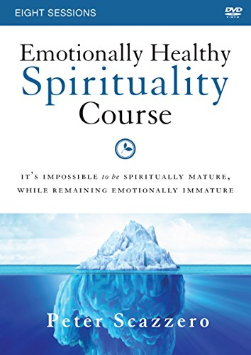 9780310882541: Emotionally Healthy Spirituality Course Video Study: It's impossible to be spiritually mature, while remaining emotionally immature