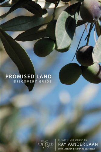 9780310889656: Promised Land Discovery Guide with DVD: 5 Faith Lessons