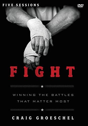 9780310894957: Fight Video Study: Winning the Battles That Matter Most