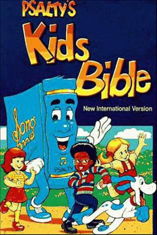 Psalty's Kids Bible: Ernie Rettino