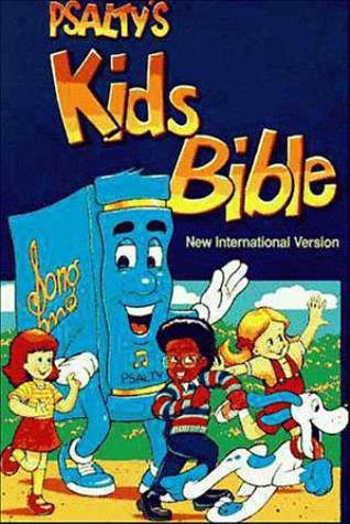 9780310900832: Psalty's Kids Bible, NIV