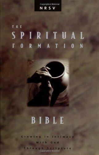 9780310900894: NRSV Spiritual Formation Bible