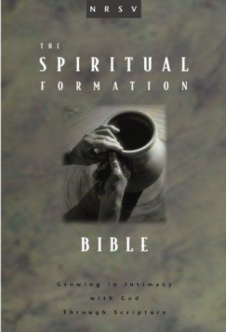 9780310900900: NRSV Spiritual Formation Bible