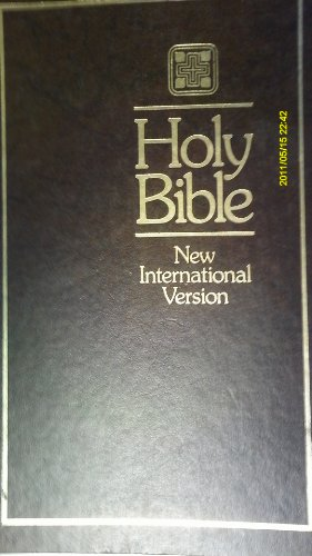 9780310901112: The Holy Bible: New International Version, containing the Old Testament and the New Testament