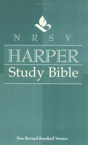 NRSV Harper Study Bible (0310902037) by Harold Lindsell