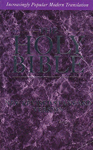 New Revised Standard Version Bible-Compact: Nrsv