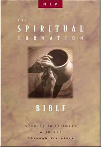 9780310902126: The Spiritual Formation Bible (NIV): Growing in Intimacy with God Through Scripture