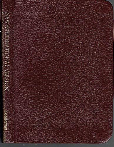 Holy Bible New International Version (Niv)
