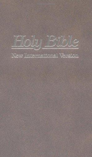 9780310902713: NIV Holy Bible