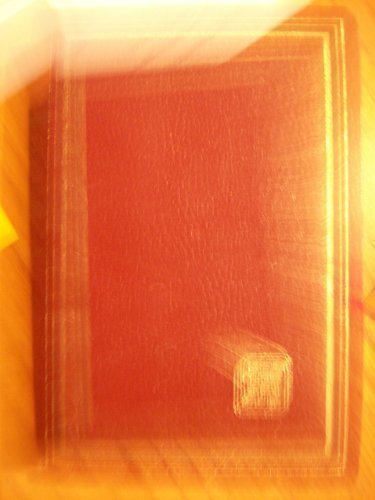 Holy Bible: New International Version, Compact, Red