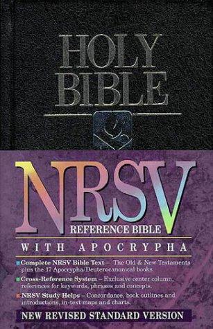 Nrsv study bible zondervan