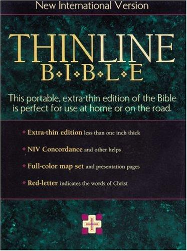 9780310903246: Thinline Bible-NIV