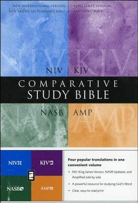 9780310903338: Comparative Study Bible, Revised