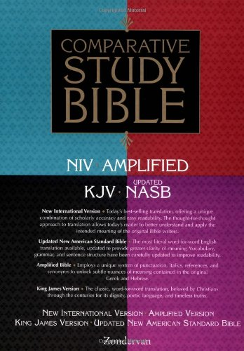 9780310903369: Comparative Study Bible, Revised