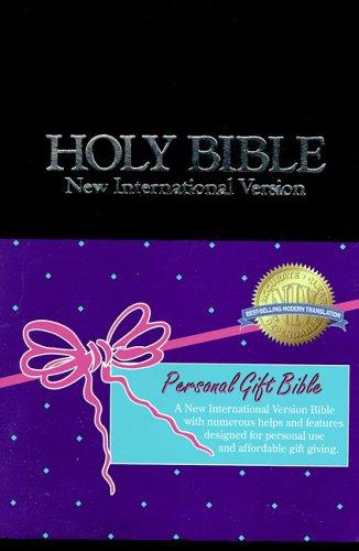 NIV Personal Gift Bible (9780310903789) by Zondervan