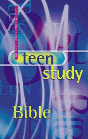 9780310903925: Teen Study Bible, Revised