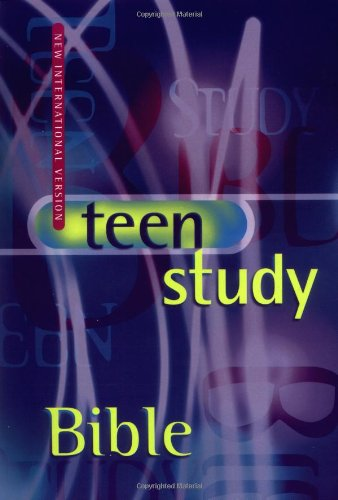 9780310903949: Teen Study Bible, Revised