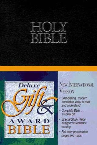 9780310904052: NIV Deluxe Gift & Award Bible