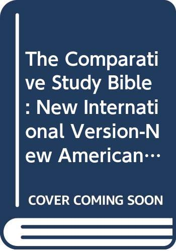 9780310904113: The Comparative Study Bible: New International Version-New American Standard Version-Amplified-King James Version (Brown Bonded Leather)