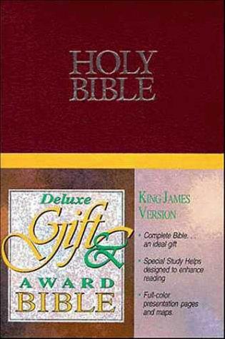 9780310904199: KJV Deluxe Gift & Award Bible