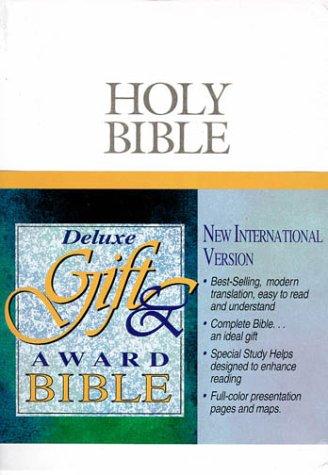 9780310904229: KJV Deluxe Gift & Award Bible