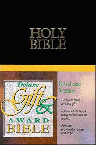 9780310904236: KJV Deluxe Gift & Award Bible