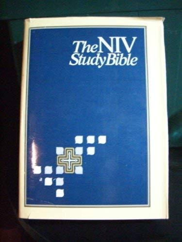 9780310905622: The NIV Study Bible.