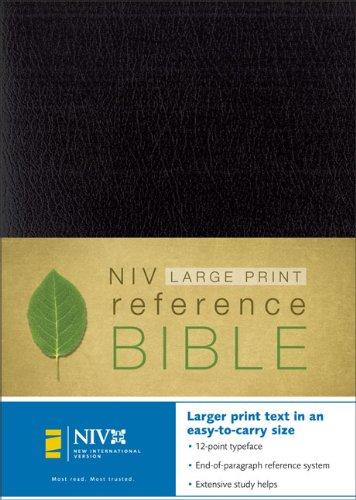 NIV Reference Bible: Zondervan