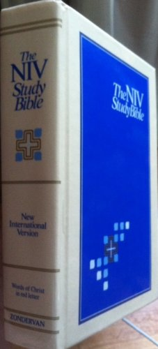 9780310907008: The Niv Study Bible