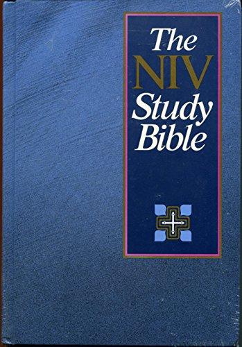 The Study Bible: Zondervan Staff