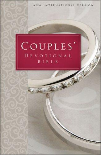 9780310908739: Couples' Devotional Bible New International Version NIV