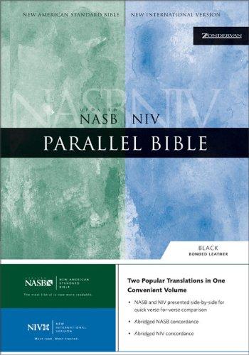 Updated NASB/NIV Parallel Bible (9780310908791) by Zondervan