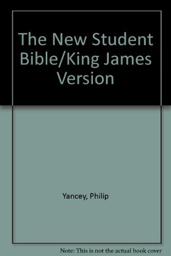 9780310909095: The New Student Bible/King James Version