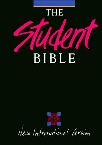 9780310909583: The New Student Bible