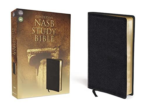 9780310910947: NASB Study Bible, Black