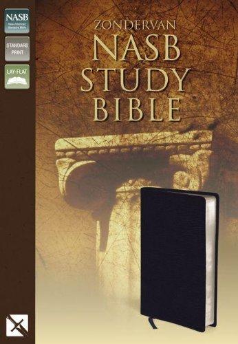 9780310910961: Zondervan Study Bible-NASB