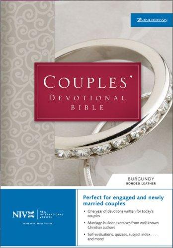 9780310911210: Couples' Devotional Bible