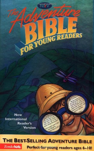 9780310911425: Adventure Bible for Young Readers, NIrV, The