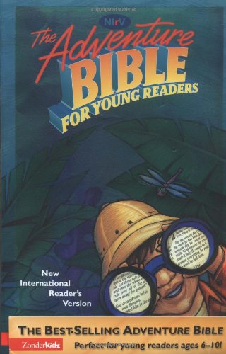 9780310911432: Adventure Bible for Young Readers, NIrV, The