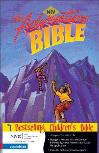 9780310911456: Adventure Bible, Revised, NIV
